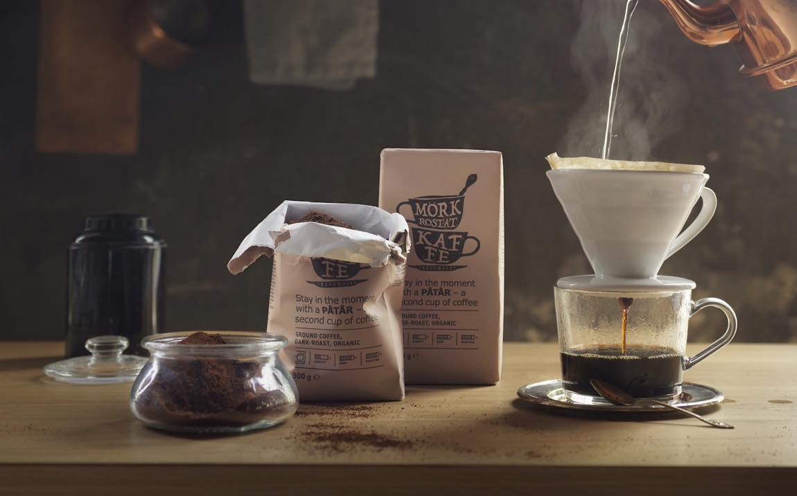 Ikea Launches Coffee Range That Is Both Organic And Utz Certified