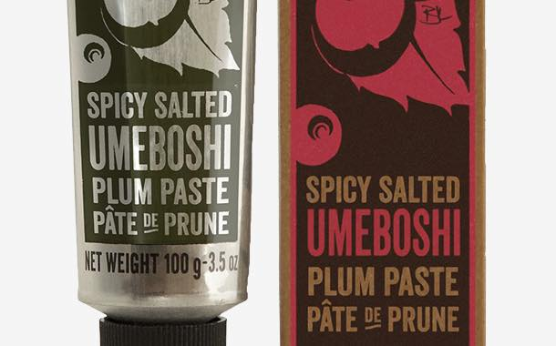 Entube unveils new chilli paste made with Japanese ume plum