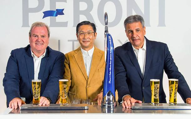 Asahi completes acquisition of Miller Brands' Peroni and Grolsch
