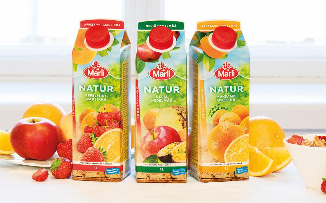 Elopak launches aseptic carton with juice maker Eckes-Granini