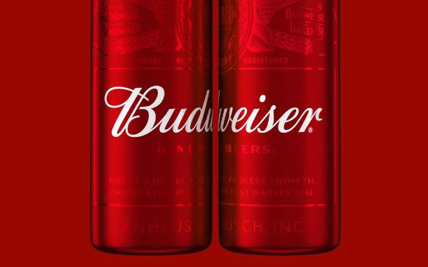 Budweiser to bring in seasonal packaging for the holidays in US