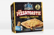 Chicago Town targets snacking occasions with 'pizza toastie'