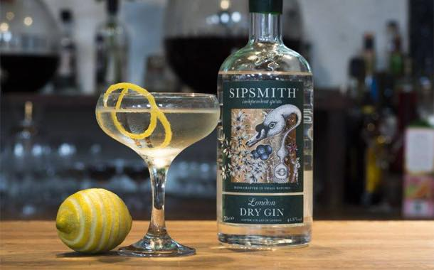 Beam Suntory takes controlling stake in craft gin brand Sipsmith