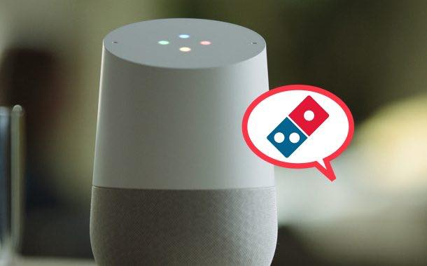 'OK Google, order me a pizza': Domino's debut on Google Home