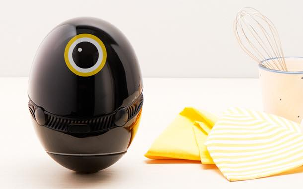 'Smart egg' plans your meals and shows you how to cook them