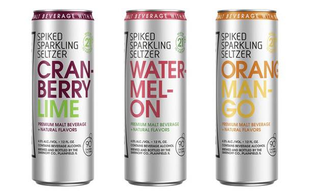 Smirnoff launches line of spiked seltzers with fewer calories