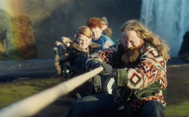 Arla debuts second skyr advert to 'capture the spirit of Iceland'