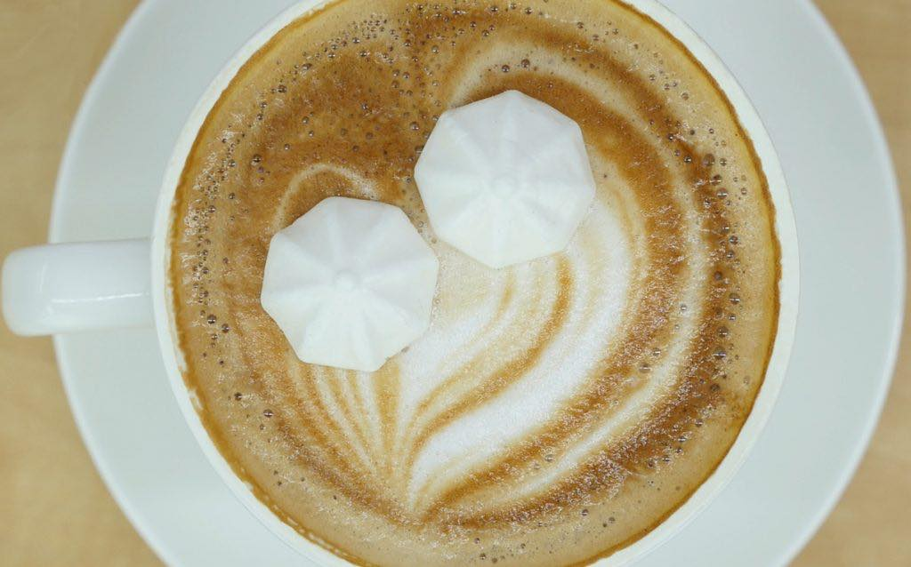 New #3D sweetener to reduce sugar in your coffee