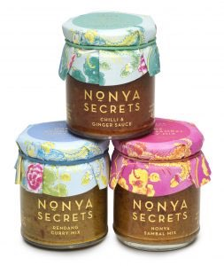 Nonya Secrets - Cooking Sauces