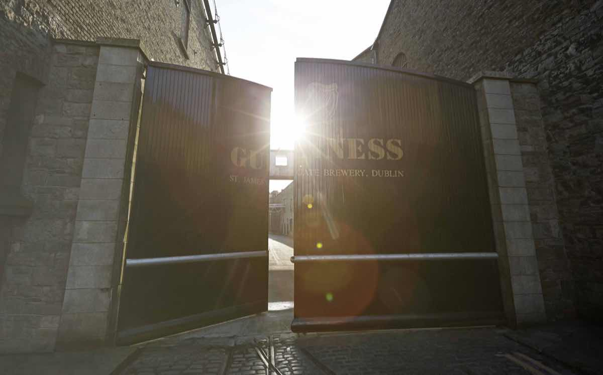 Diageo is investing €25 million in repurposing an old power house at its St James' Gate brewery in Dublin.