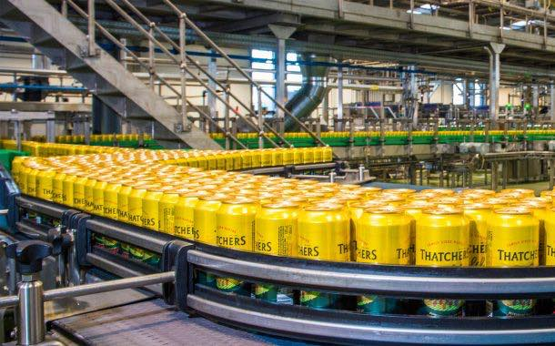 Thatchers installs first canning line with output of 30,000 an hour