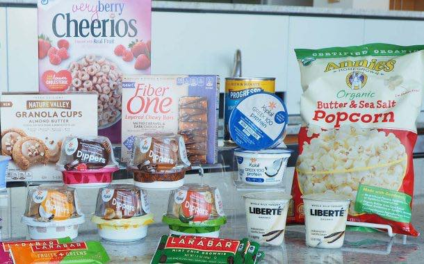 General Mills unveils host of new snacks fit for 'modern trends'