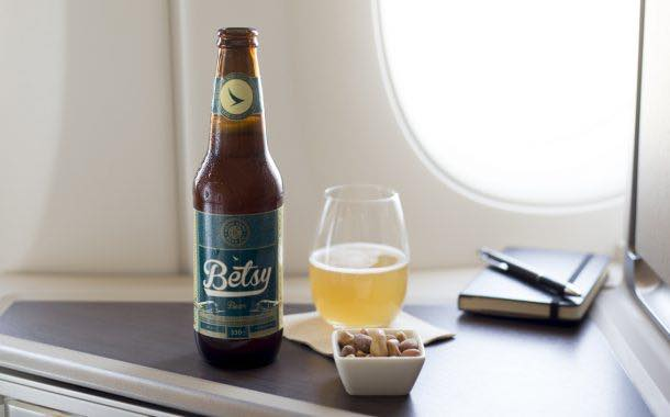 Cathay Pacific develops beer designed to be drunk at 35,000ft