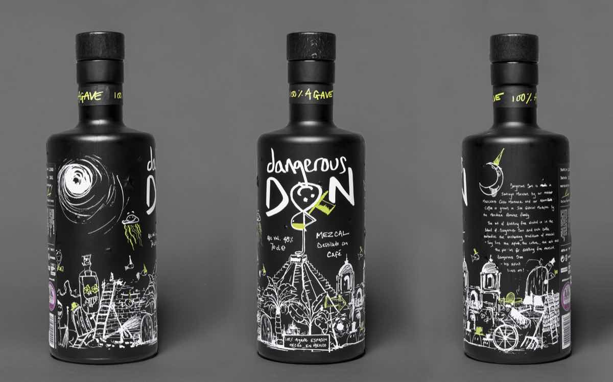 Dangerous Don mixes two famed Mexican exports in latest spirit