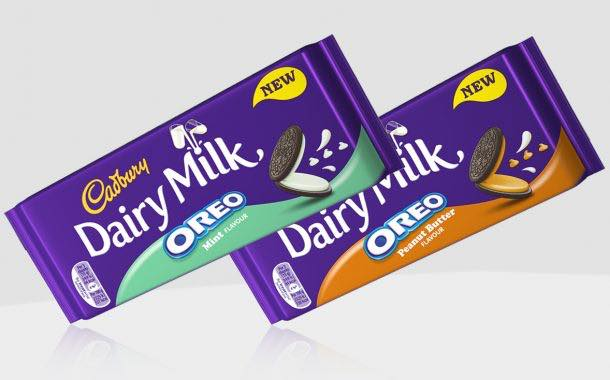 Cadbury charms young adults with mint and peanut Oreo bars