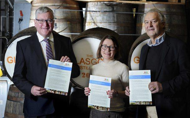 Scotch whisky associations link up to promote value of sector