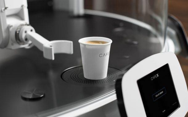 Company debuts 'robotic barista' that will make your coffee for you
