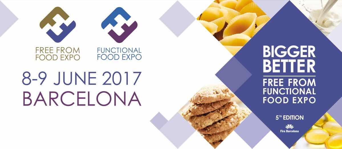Free From Food With Functional Food Expo 2017 Foodbev Media