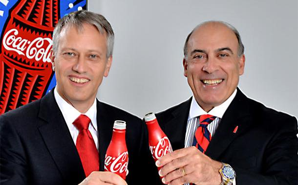 Incoming Coca-Cola boss James Quincey shakes up senior team