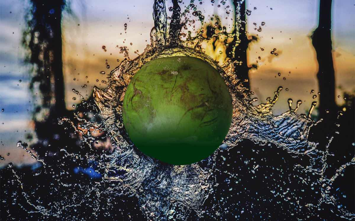 Global coconut water market forecast for growth of over 25%