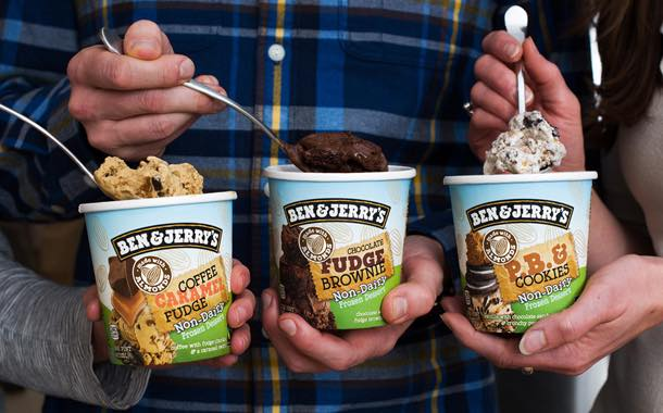 Top four ways that brands are innovating with ice cream