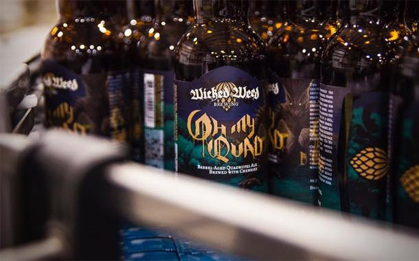 Anheuser-Busch takes over US craft beer maker Wicked Weed