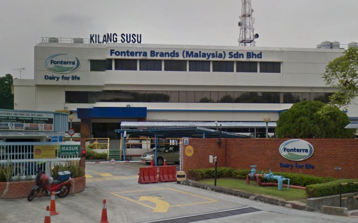 Fonterra invests $5m in upgrade at Malaysian milk powder factory