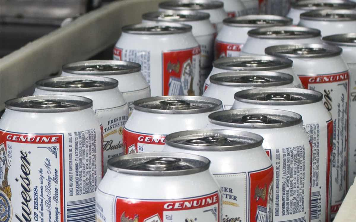 AB InBev volume growth hits five-year high during second quarter