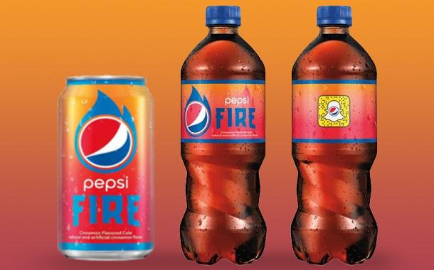 PepsiCo to launch special-edition cinnamon-flavoured Pepsi Fire