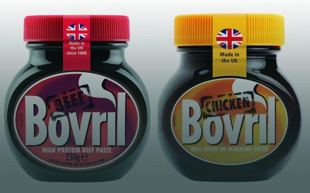 Bovril gets beefed up with new packaging and more protein