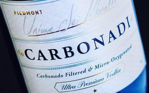 'Ultra-premium' vodka launched by House of Carbonadi