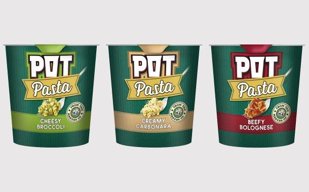 Pot noodle to roll out new Pot Pasta range in the UK