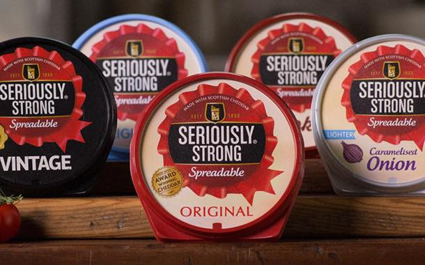 TV campaign to put spotlight on Seriously Strong Spreadable
