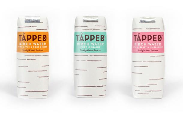 Birch water brand Tåpped seeks crowdfunding to support growth