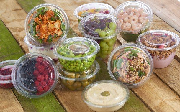 Tri-Star Packaging unveils new stackable range of deli pots