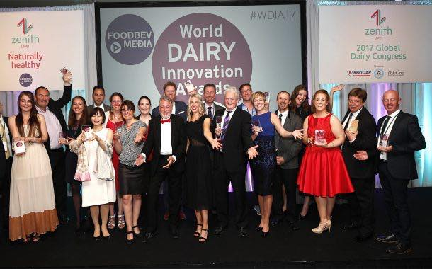 Gallery: Photos from the World Dairy Innovation Awards 2017