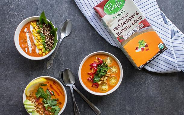 Campbell's agreed a deal for premium soup maker Pacific Foods earlier in July.