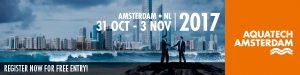 Aquatech 2017 @ Amsterdam | North Holland | Netherlands