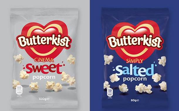 KP Snacks purchases Butterkist from Tangerine Confectionery