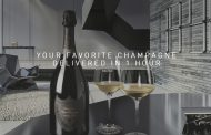 Dom Pérignon launches one-hour champagne delivery service