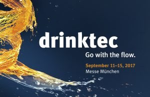 Drinktec 2017 @ Messe Munchen | Munich | Bavaria | Germany