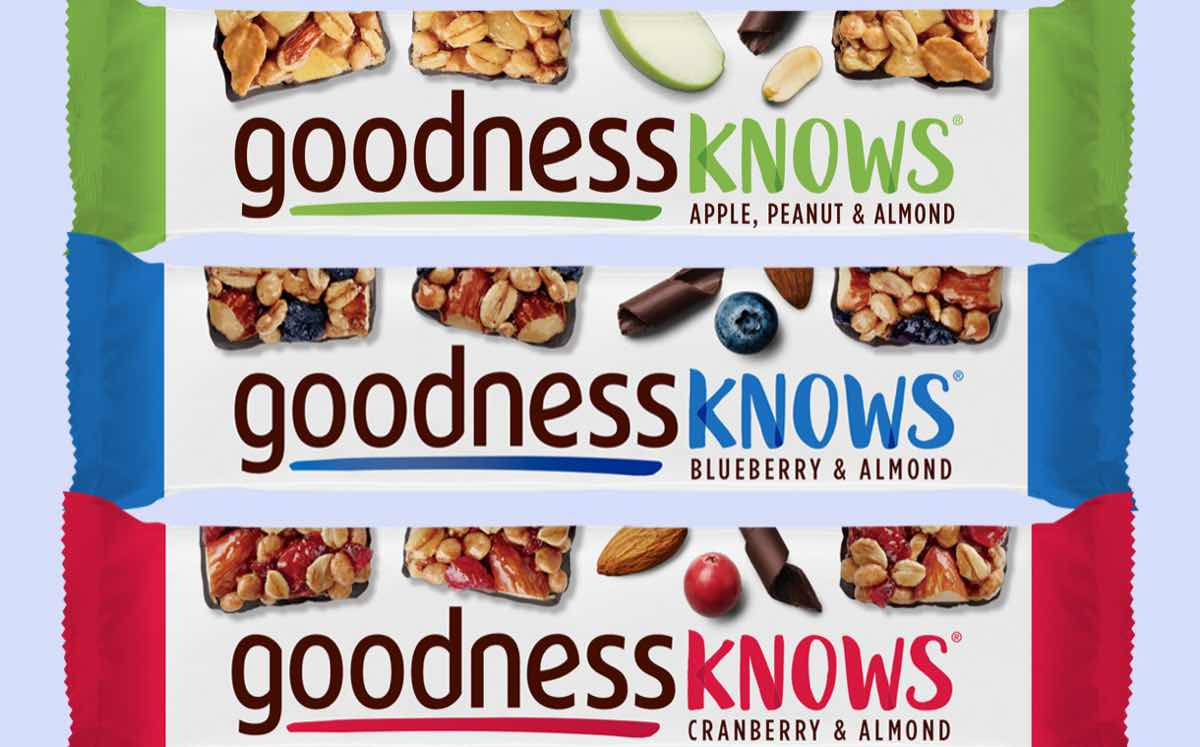 Mars unveils Goodness Knows – its biggest UK launch for 20 years