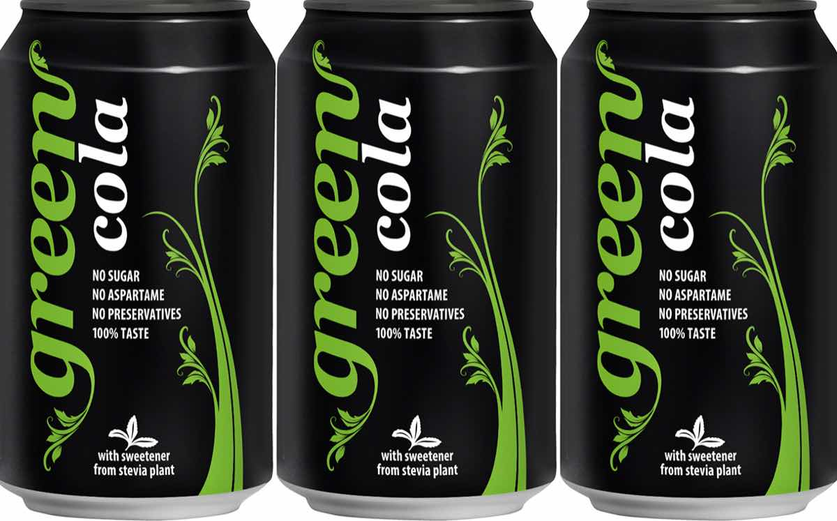 Stevia-sweetened Green Cola aims to shake up drinks industry