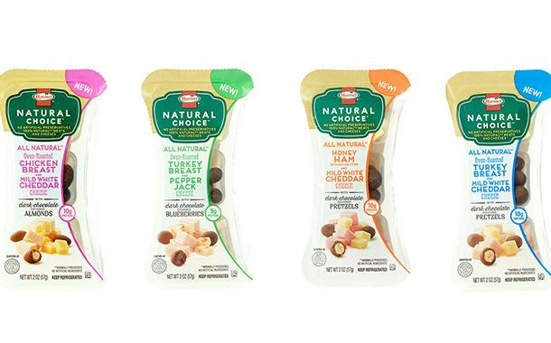 Hormel releases deli meat snacks with cheeses and chocolate