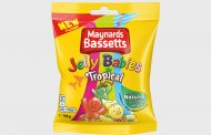 Jelly Babies get a tropical twist with three new summer flavours
