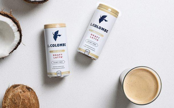 La Colombe introduces two plant-based draft latte flavours
