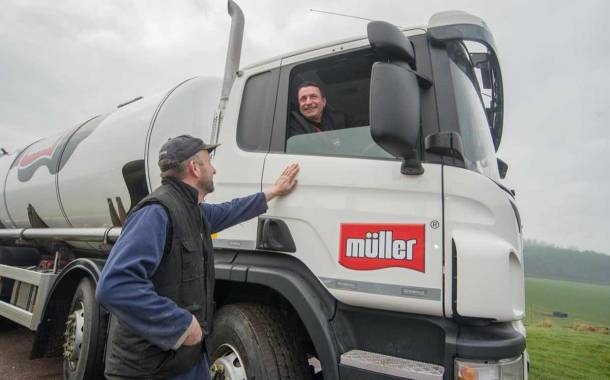 Müller signs three-year milk supply deal with Lidl