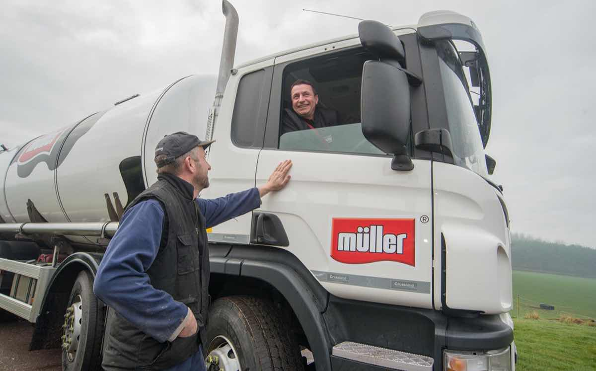 Müller to reduce sugar content in its yogurts with new culture
