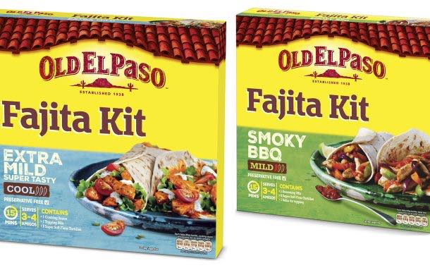 Old El Paso revamps packaging to reduce consumer confusion