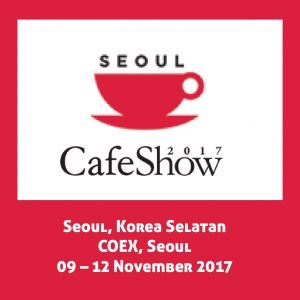 16th Seoul Int'l Cafe Show @ Seoul | South Korea